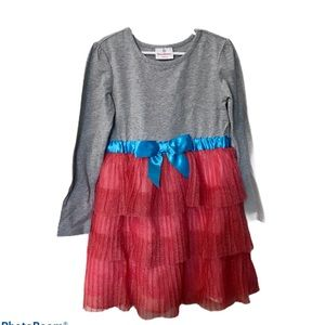 Hanna Andersson toddler party dress - size 120